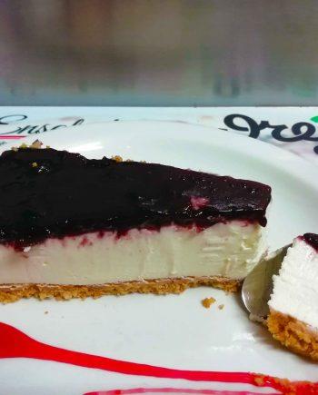 tarta-de-queso-con-arandanos-cheese-cake